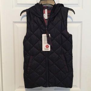 NWT Lululemon The Fluffiest Vest Size 4